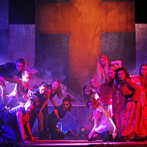 Romeo + Juliet musical 09