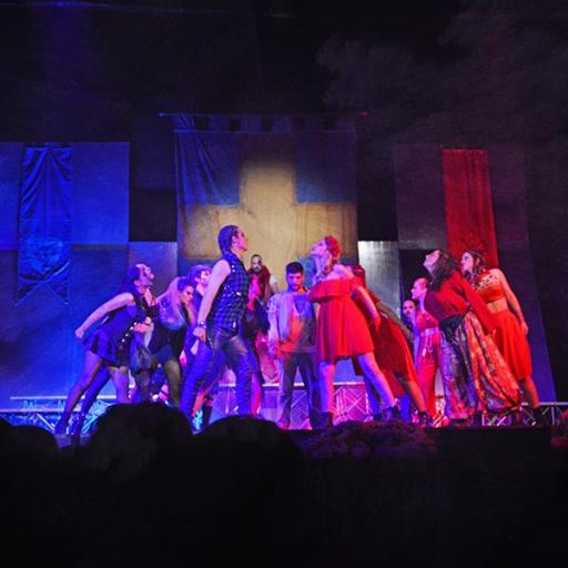 Romeo + Juliet musical 13