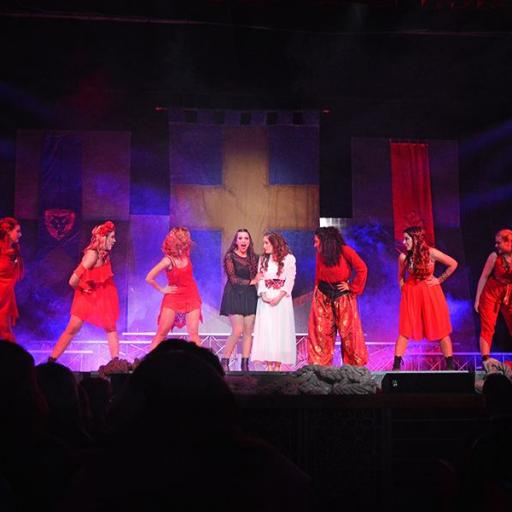 Romeo + Juliet musical 16